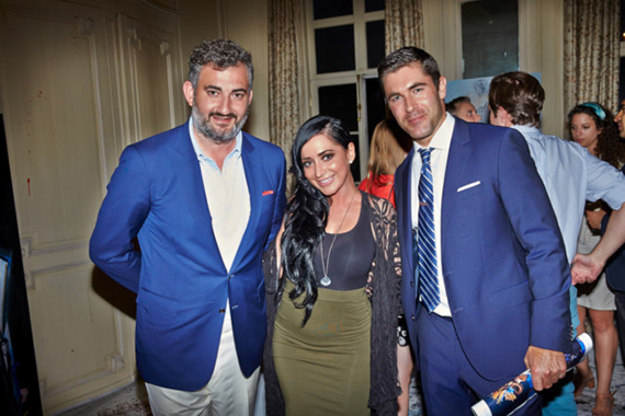 Domingo Zapata Hosts Bash to Celebrate Luxury Listings NYC Cover