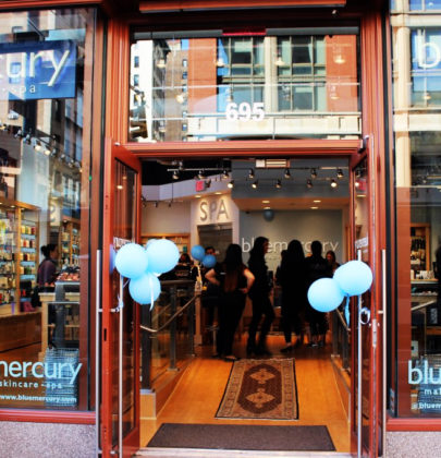 Grand Opening Of Bluemercury Chelsea