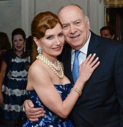 Philanthropic Couple Hosts Pre-Summer Solstice Cocktails