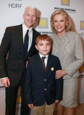 Anderson Cooper Honored at Hope for Depression Research Foundation's  10th Annual Luncheon Seminar