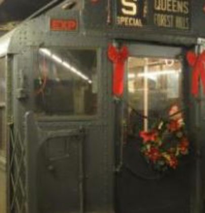 Annual Tradition Lets Holiday Weekend Customers Take a Ride Back in Time