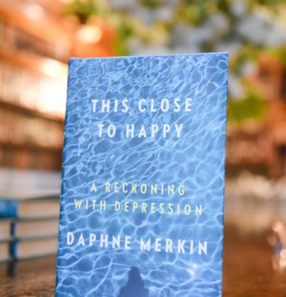 Hope for Depression Research Foundation Hosts Reading and Talk with Author Daphne Merkin
