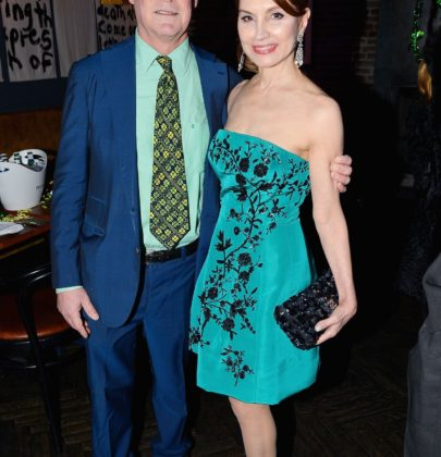 Philanthropist Jean Shafiroff Hosts Surprise St. Patrick's Day Dinner for Patrick McMullan