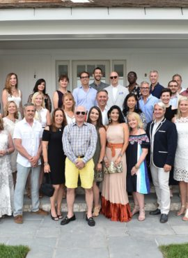 The 2017 Hampton Designer Showhouse opens with a Gala Preview Cocktail Party  Saturday, July 22, 2017