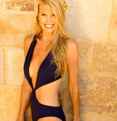 Beth Stern's Swimsuit Cover Shoot with Social Life
