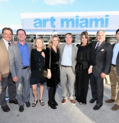 ART MIAMI + CONTEXT ART MIAMI REPORT STRONGEST OPENING NIGHT   AT BRAND NEW WATERFRONT LOCATION WITH $4 MILLION SALE MADE IN FIRST HOUR  & MULTI-MILLION DOLLAR SALES THROUGHOUT FAIR